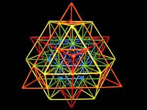 64 grid tetrahedron